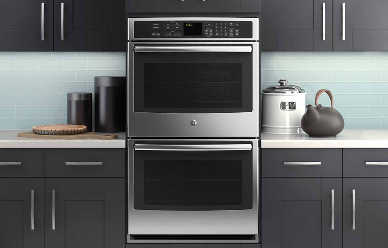 GE Appliances Stainless - Stainless Steel Wall Ovens
