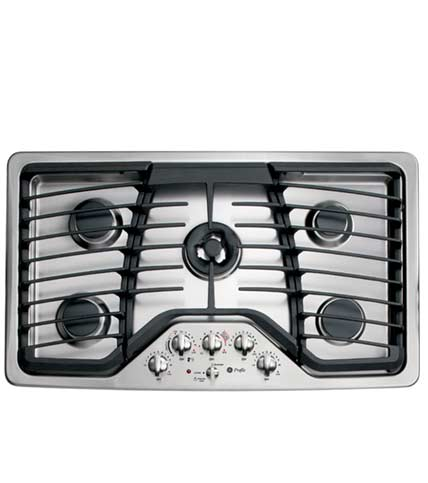 Stainless Steel Cooktops