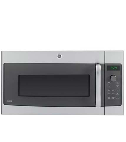 Stainless Steel Microwaves