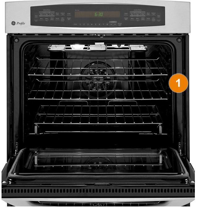 GE Appliances Model and Serial Number Locator - Wall Ovens | Ge Profile Wall Oven Wiring Diagram |  | GE Appliances