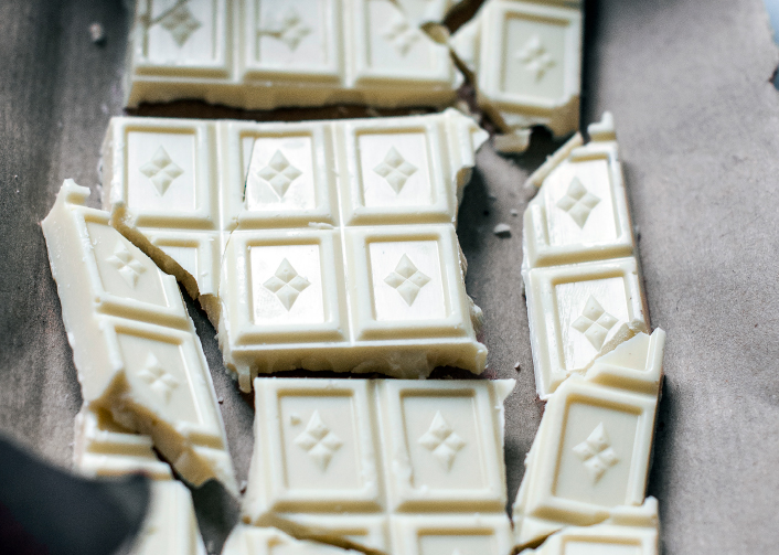 Chocolate Really Is Amazing - White Chocolate