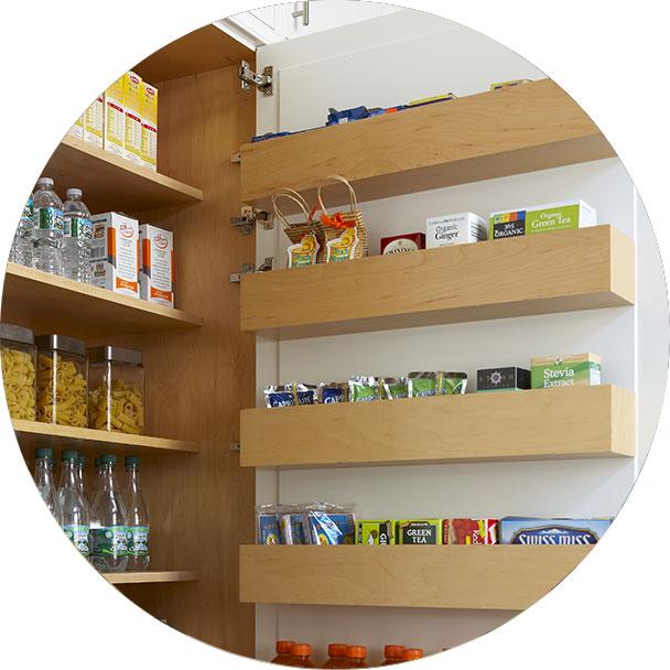 Innovative Kitchen Pantry Storage Ideas Ge Appliances