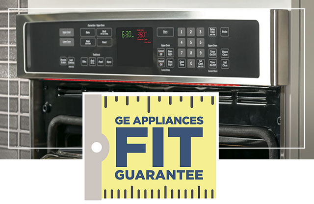 GE Appliances Fit Guarantee