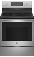 Electric Ranges with Air Fry